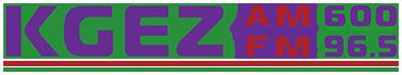 KGEZ Logo